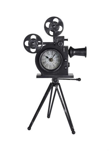 Boyner Evde Dekoratif Film Kamera Siyah